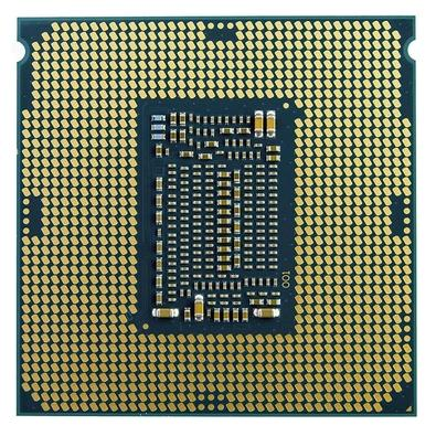 Processador Intel Xeon E-2234G Coffee Lake, Cache 8MB, 3.6GHz (4.8GHz Max Turbo), LGA 1151 - BX80684E2234