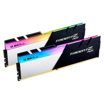 Memória Ram Trident Z Neo 16gb Kit(2x8gb) Ddr4 3200mhz F4-3200c16d-16gtzn G.skill