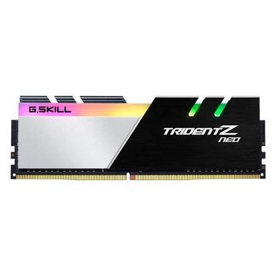 Memória G.Skill Trident Z Neo RGB, 16GB (2x8GB), 3200MHz, DDR4, CL16 - F4-3200C16D-16GTZN