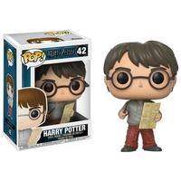 Funko POP! Harry W/ Marauders Map, Harry Potter S4 - 42
