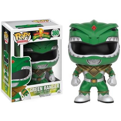 Funko POP! Green Ranger, Power Rangers - 360