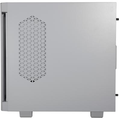 Gabinete Gamer XPG Invader, Mid Tower, ARGB, com FAN, Lateral em Vidro, Branco - 75260033