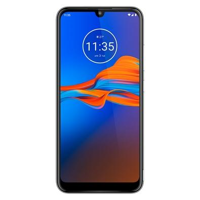 Smartphone Motorola Moto E6 Plus, 32GB, 13MP, Tela 6.1´, Cinza Metálico + Capa - XT2025-1