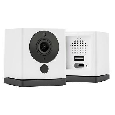 Smart Câmera Positivo, Wi-Fi, Full HD, 1080P, Lente 2.8mm, com Áudio Bidirecional - 3901054