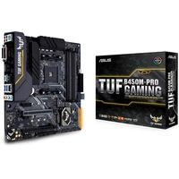 Placa-Mãe Asus TUF B450M-PRO GAMING, AMD AM4, mATX, DDR4