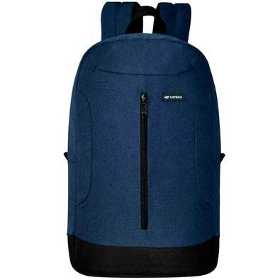 Mochila C3Tech Dublin, para Notebook até 15.6´, Azul - MC-20BL