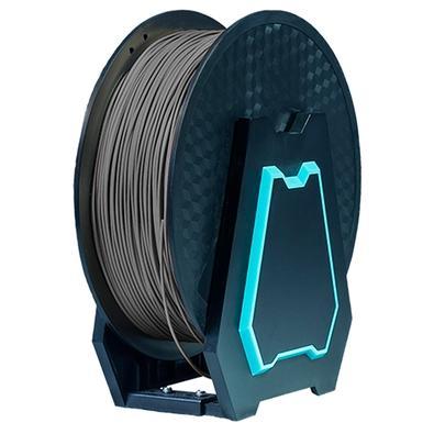 Filamento 3D Rise, 1.75mm, PLA, Prata - PRINTER3D015