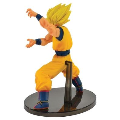 Action Figure Dragon Ball Super Chosenshiretsuden Vol.1, Super Saiyan Goku - 25205/25206