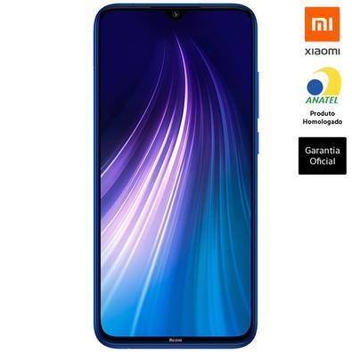 Smartphone Xiaomi Redmi Note 8, 64GB, 48MP, Tela 6.3´, Azul + Capa Protetora - CX286AZU