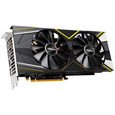 Placa de Vídeo Asrock AMD Radeon RX5700 Challenger D OC, 8GB, GDDR6 - 90-GA17ZZ-00UANZ