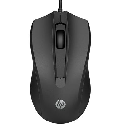 Mouse HP 100 - 6VY96AA#ABM