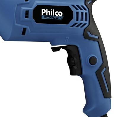 Furadeira Philco Force, 650W, 110V - PFU01MF