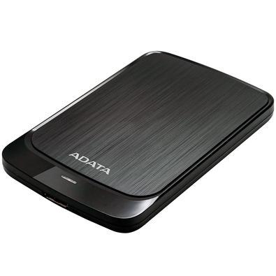 HD Adata Externo Portátil HV320, 1TB, USB 3.2 - AHV320-1TU31-CBK