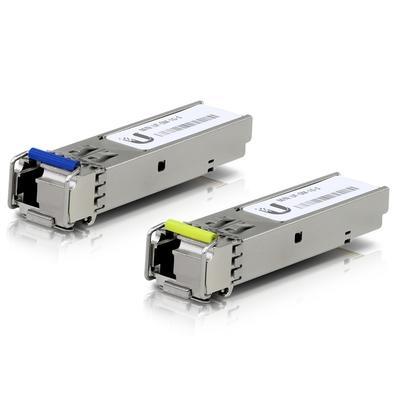 Transceiver Ubiquiti Networks, 1 LC, 1.25Gbps, SFP Mono 3km - UF-SM-1G-S