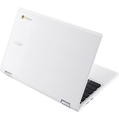 Chromebook Acer R11, Intel Celeron N3160, 4GB, 32GB, Chrome OS, 11.6´, Branco - CB5-132T-C5MD