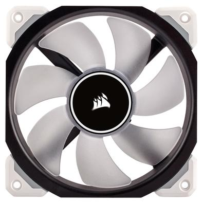 Cooler FAN Corsair ML120 Pro, 120mm, LED, Branco - CO-9050041