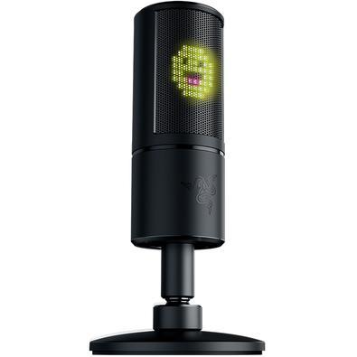 Microfone Razer Seiren Emote, LED, USB - RZ19-03060100-R3U1