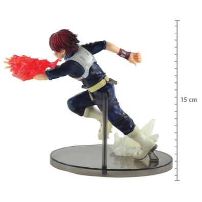 Action Figure My Hero Academia Enter The Hero, Shoto Todoroki - 28957/28958