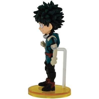 Action Figure My Hero Academia World Collectable, Izuku Midoriya - 29452/29453