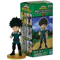Action Figure My Hero Academia World Collectable, Izuku Midoriya - 29452/29453