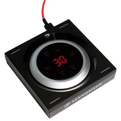 Placa de Som Sennheiser GSX 1000, USB, 7.1 Surround Virtual - 506527