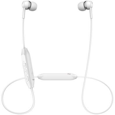 Fone de Ouvido Bluetooth Sennheiser CX 150BT, com Microfone, Recarregável, Branco - 508381