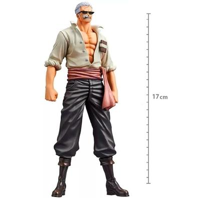 Action Figure One Piece Stampede Movie DXF The Grandline Men Vol.3 (A:TBA), Smoker - 29564/29565