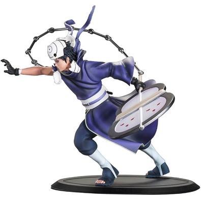 Action Figure Naruto, Obito Uchiha Xtra - OBITO UCHIHA