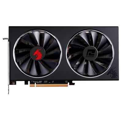 Placa de Vídeo PowerColor AMD Radeon Red Dragon RX5700 XT, 8GB, GDDR6 - AXRX 5700XT 8GBD6-3DHR/OC