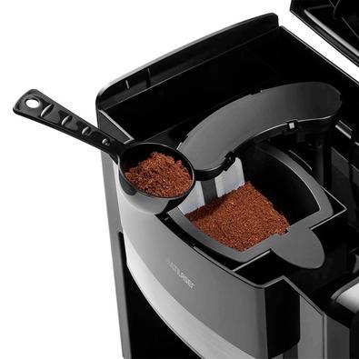 Cafeteira Elétrica Multilaser, 2 Xícaras, 500W, 220V, Preta - BE010