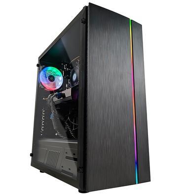 Computador Gamer G-Fire AMD Ryzen 5 3400G, 8GB, SSD 240GB, Linux - HTG-R255