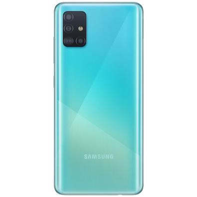 Smartphone Samsung Galaxy A51, 128GB, 48MP, Tela 6.5´, TV Digital, Azul - SM-A515FZBBZTO