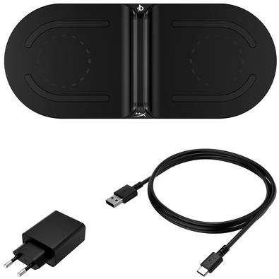 ChargePlay Base HyperX Carregador Wireless QI - HX-CPBS-C