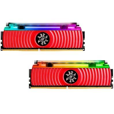 Memória Ram 16gb Kit(2x8gb) Ddr4 4133mhz Ax4u413338g19 Adata