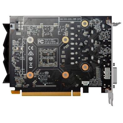 Placa de Vídeo Zotac Gaming NVIDIA GeForce GTX 1650 Super Twin Fan, 4GB, GDDR6 - ZT-T16510F-10L