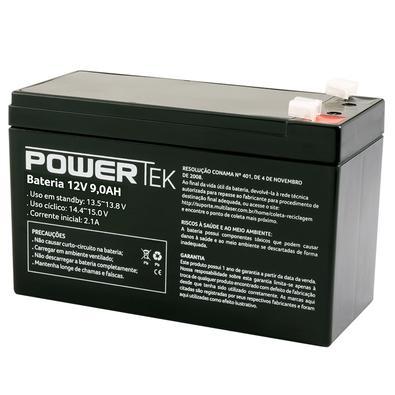 Bateria Powertek 12V, 9Ah - EN015