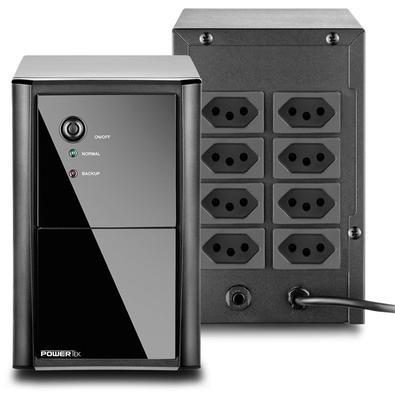 Nobreak Powertek 1440VA, 110V/110V - EN035