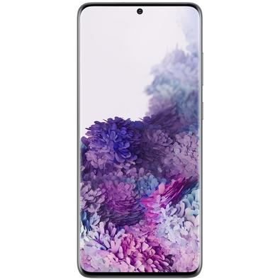 Smartphone Samsung Galaxy S20+, 128GB, 64MP, Tela 6.7´, Cosmic Grey + Capa Protetora - SM-G985FZAJZTO