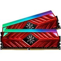 Memória XPG Spectrix D41, RGB, 16GB (2x8GB), 4133MHz, DDR4, CL19, Vermelho - AX4U413338G19-DR41