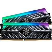 Memória XPG Spectrix D41, RGB, 32GB (2x16GB), 3600MHz, DDR4, CL18, Cinza - AX4U3600316G18A-DT41
