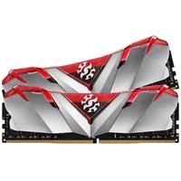 Memória XPG Gammix D30, 16GB (2x8GB), 3200MHz, DDR4, CL16, Vermelho - AX4U320038G16-DR30