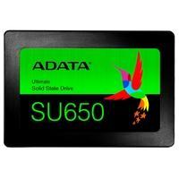 SSD Adata SU650, 960GB, SATA, Leituras: 520Mb/s e Gravações: 450Mb/s - ASU650SS-960GT-R