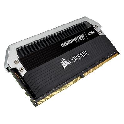 Memória Corsair Dominator Platinum 64GB (4x16GB) 3200Mhz DDR4 CL16 - CMD64GX4M4C3200C16