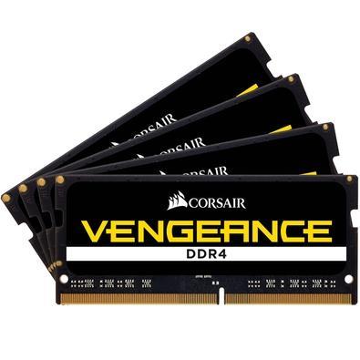 Memória Corsair Vengeance Para Notebook 32GB (4x8GB) 3800Mhz DDR4 C18 - CMSX32GX4M4X3800C18
