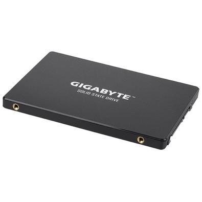 SSD Gigabyte, 480GB, SATA, Leituras: 550Mb/s e Gravações: 480Mb/s - GP-GSTFS31480GNTD