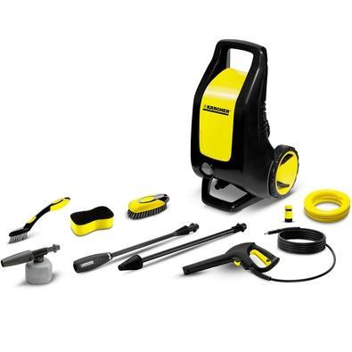 Lavadora de Alta Pressão Karcher K3 Premium Kit Auto, 1500W, 220V, Preto/Amarelo - 93982650