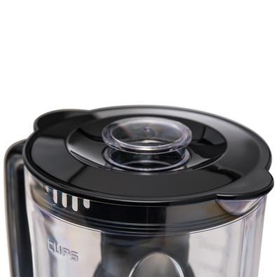Liquidificador Mondial Turbo Inox, 12 Velocidades, 1000W, 110V, Preto/Inox - L-1000 BI
