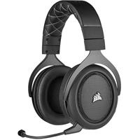Headset Gamer Corsair HS70 PRO Wireless 7.1 Carbon, Preto - CA-9011211