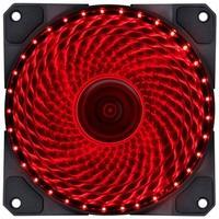 Cooler FAN Vinik VX Gaming, 120mm, LED Vermelho - VLUMI33R