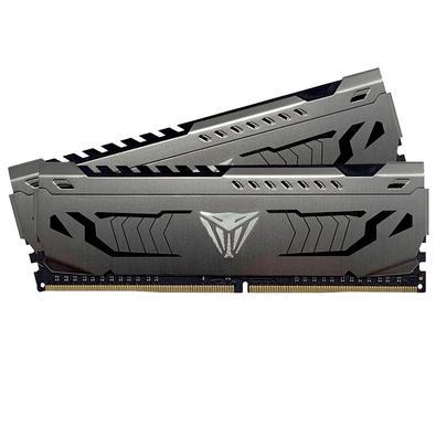 Memória Ram Viper 16gb Kit(2x8gb) Ddr4 3200mhz Pvs416g320c6k Patriot